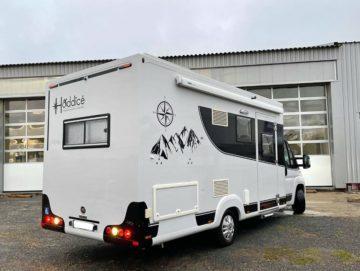 Hoddicé camping-car PMR TPMR aménagé FIAT Ducato 2