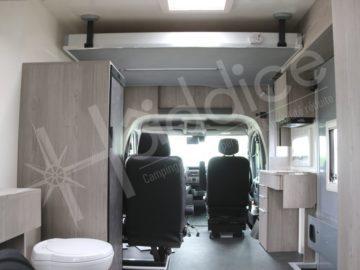 Camping-car TPMR Hoddicé Handicap